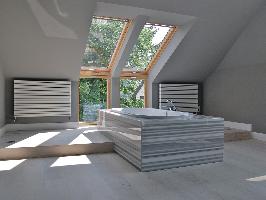 Schwichtenberg Architektin Sanierung Hamburg Dachgeschossausbau Gross Flottbek