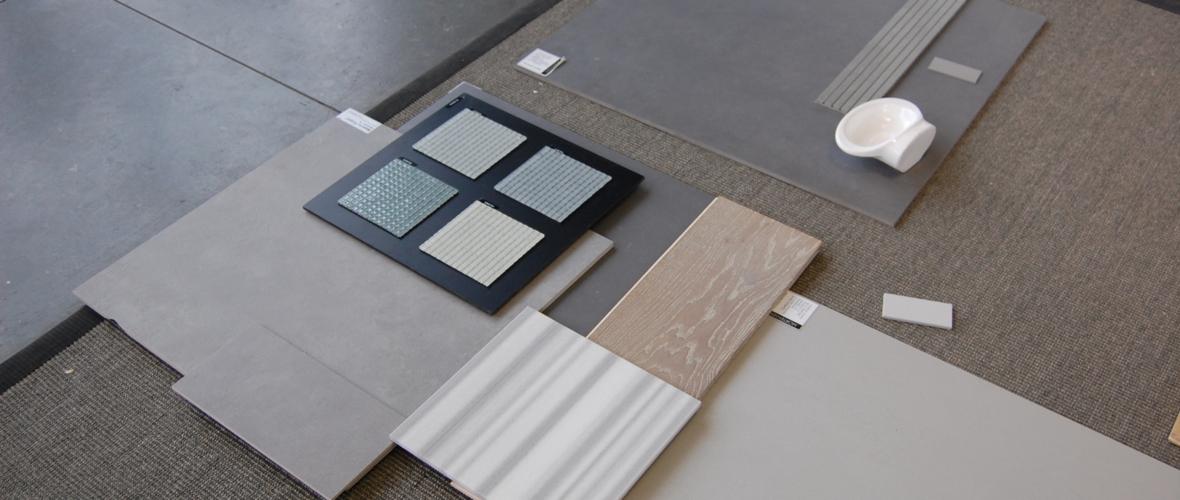 Karen Schwichtenberg Architektin Architekturbüro Hamburg Othmarschen Interior Design Dachgeschossausbau Sanierung Moodboard